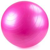 Pelota Gimnasio Pilates Yoga 55 Cm Fucsia Rosa Chicle