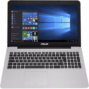 Notebook Asus Intel Cel Quad Core 4gb 500gb Tela 15,6 Win10