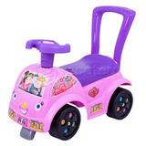 Mi Primer Montable Princesa Bombero Caminador Bebés 10 Meses