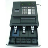Caja Registradora Casio 140-cr Negro