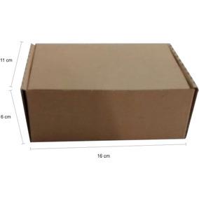 Caixa Papelão 160x110x60mm ( Sedex E Pac Correio ) - 100 Pçs