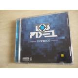 Los Pixel-en Vivo 2013,rock Nacional,cd