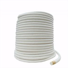 Corda De Algodão Para Capoeira 10mm - Rolo Com 220m
