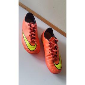 Zapatos Semi Taco Nike Mercurial Originales Talla 36.5