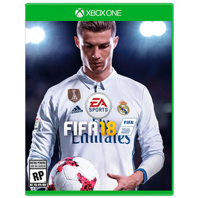 Jogo Fifa 18 Para Xbox One (xone) - Ea Sports