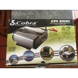 Convertidor Cobra Cpi1000 1000w 12v Dc To 120v Ac Usb