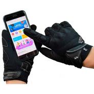 Guantes Moto Protección Térmico Táctil Semi Impermeable