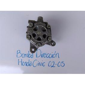 Bomba Direccion Hidraulica Honda Civic Motor 1.7 V-tec 01-05