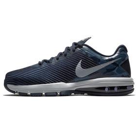 Zapatillas Nike Air Max Full Ride Azul Hombre