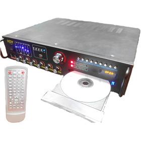 Planta 6000 Watts + Dvd Incorpor Para Cajones O Bajo Potente