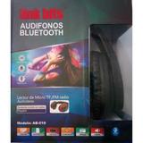 Audifonos Link Bits Ab-010 Bluetooth Fm Sd Alta Def + Regalo