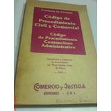 Codigo De Procedimiento Civil Y Comercial (prov. Cordoba)