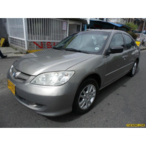 Honda Civic Lx Mt 1700cc