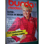 Revista Burda Con Moldes Ropa Moda Costura Confeccion 11/82