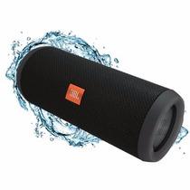 Jbl Flip 3 Bluetooth Speaker Original Preta. Nova Na Caixa