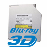 Grabador Quemador Lector Blu Ray 3d Laptop 9.5mm Panasonic