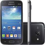 Smartphone Samsung Galaxy Core Plus G3502 Preto Dual   Novo