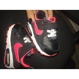 Botas Airmax Nike Originales Para Niñas