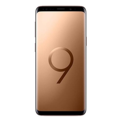 Samsung Galaxy S9 64 GB Dorado amanecer 4 GB RAM
