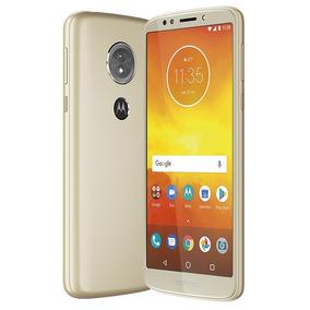 Celular Moto E5 Ouro Dual Chip 16gb 13mp Android 8.0 Tel