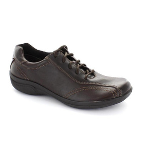 Zapato Para Mujer Hush Puppies Hf8850-029682 Color Cafe
