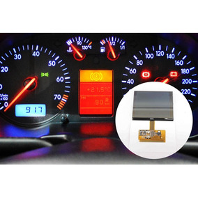 Display Computador De Bordo Lcd Audi, Gol E Parati Gti G3.