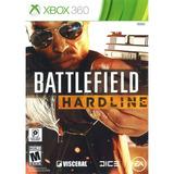 Battlefield Hardline Xbox 360 Nuevo / Formato Físico