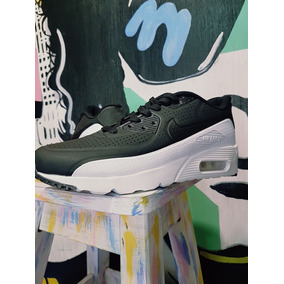 Nike Air Max Negro Blanco