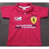 Kit 5 Camiseta Polo Camisa Infanto Juvenil Roupa Infantil