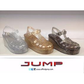 Sandalias Jump De Plataforma Originales , Por Encargo