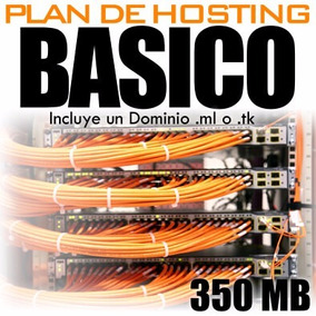 Hosting Y Dominios - Plan De Hosting Basico