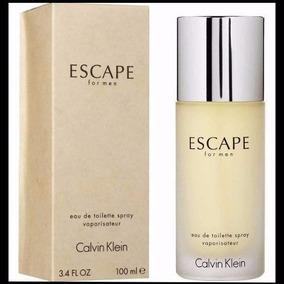 Perfume Loción Escape [ Original [ Calvin Klein