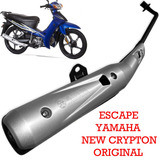 Escape Yamaha New Crypton 110 Original En Fas Motos