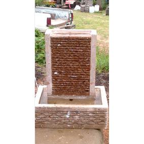 Fuente De Cantera Muro Llorón 35 Cm De Altura