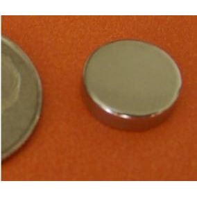 10 Imanes Neodimio Biomagnetismo 10mmx2mm Cod2018