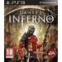 Dante Infierno -ps3