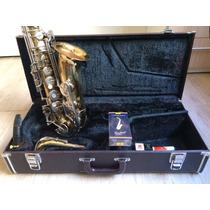 Saxofone Yamaha Yas-23 Made In Japan + Boquilha Selmer S80