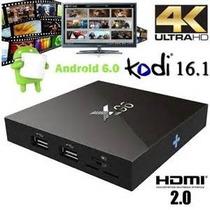 Smart Tv Box X96 Android 6.01 4k Netflix Kodi