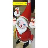 Muñeco De San Nicolas. Santa.clous Inflable Para Navidad