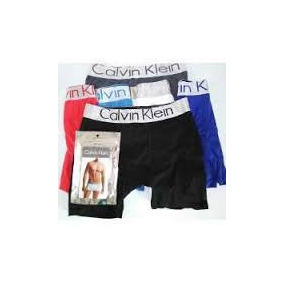 Boxer Calvin Klein Al Mayor Originales
