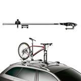 Acessório Thule Novo Suporte 1 Bike P Rack Teto Aerodinamic