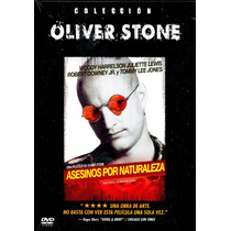 Dvd Asesinos Por Naturaleza ( Natural Born Killers ) 1994 -