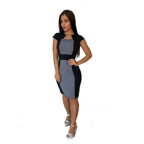 Vestido Tubinho Midi Social Moda Evangelica Feminino