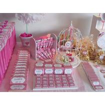 100 Golosinas Personalizadas P/ 20 Invitados! Candy Bar