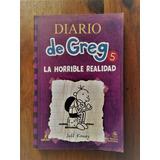 Diario De Greg 5 La Horrible Realidad, Como Nuevo