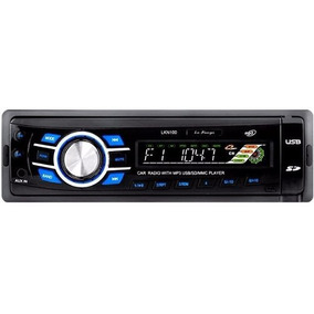 Reproductor Koonga No Pioneer Usb / Aux Frontal Desmontable