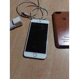 Iphone 6 Plus 64gb Muy Buen Estado Color Dorado
