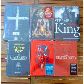 Kit Livros Darkside 5 Livros + Salem Stephen King