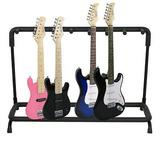 7 Guitarra Rack Soporte Múltiple De Segawe Siete Etapa...