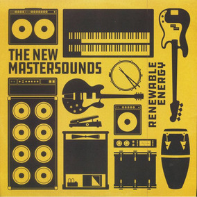 Vinilo The New Mastersounds Renewable Energy